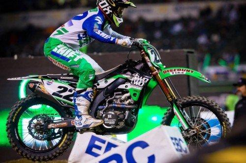 Watch 2016 Anaheim 2 Supercross Race Online