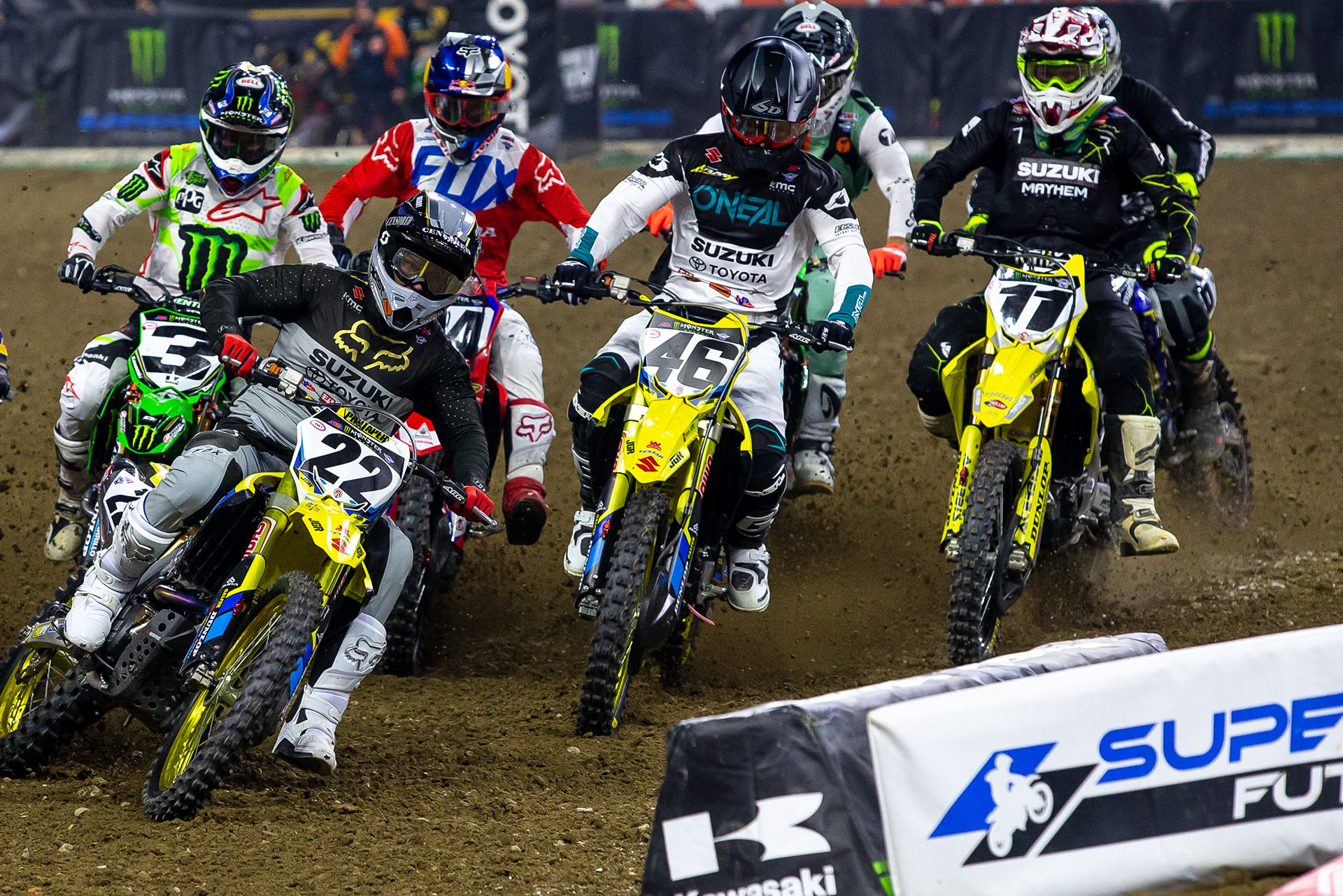 Chad Reed's Podium in Detroit Adds to Record-Breaking Hall of Fame ...