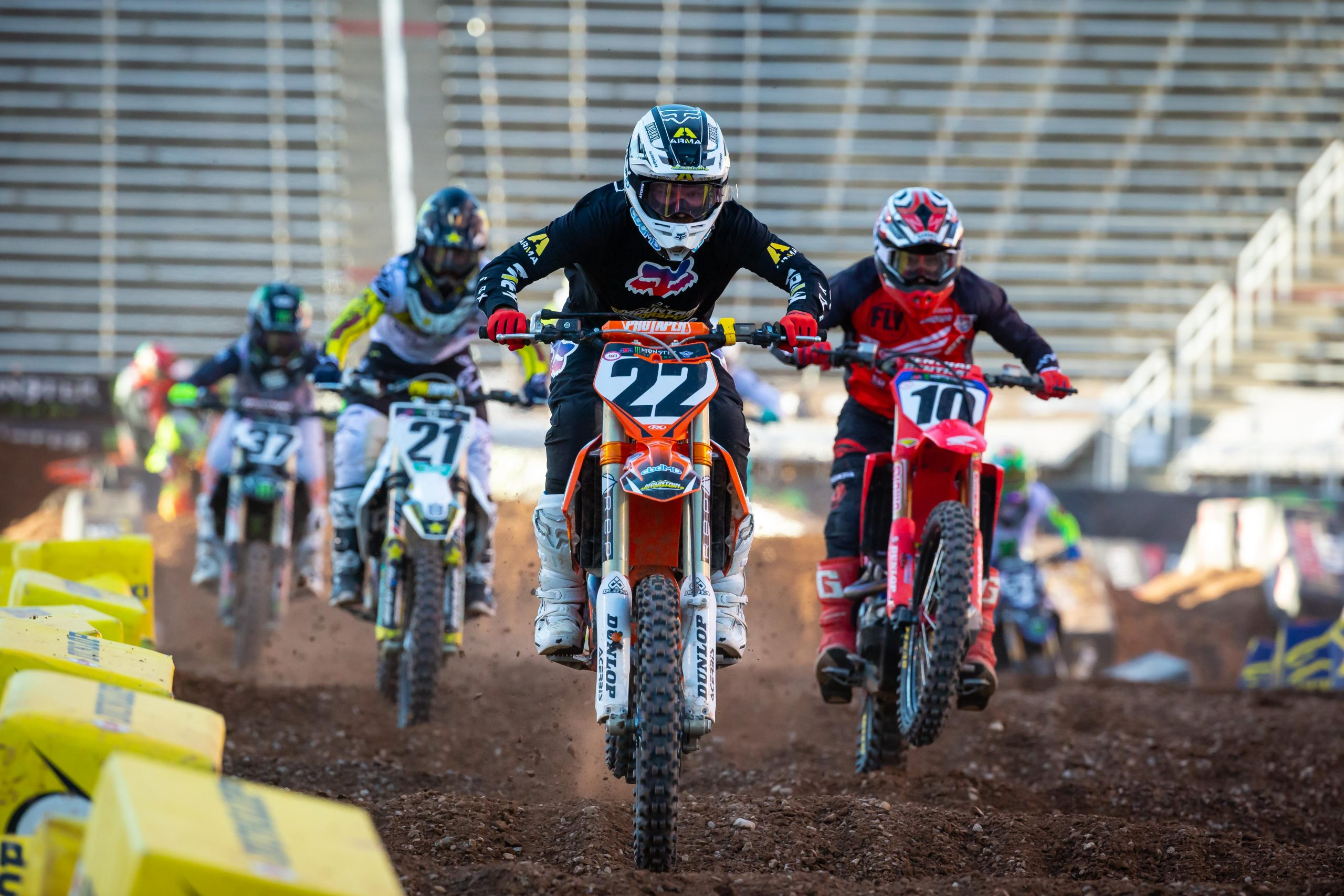 Find Out Whats Inside The November Issue of Racer X